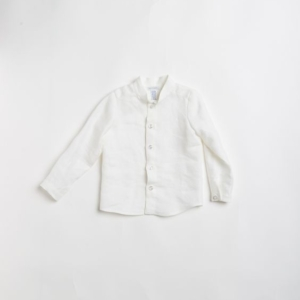 Camicia manica lunga 100% Canapa – da 2 a 8 anni