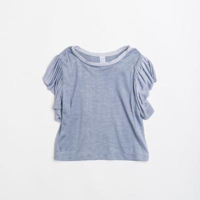 Maglietta bimba in fibra di bambù