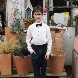 Pantalone comodo 100% Canapa – da 2 a 8 anni
