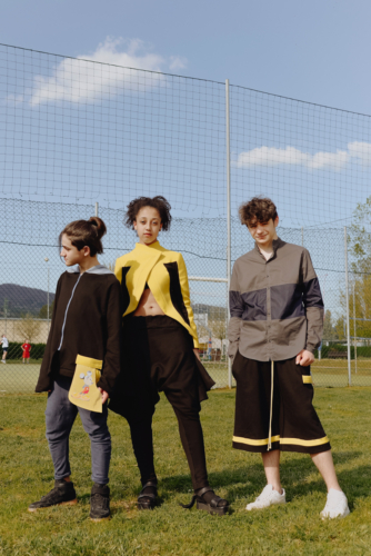 teenagers & sport